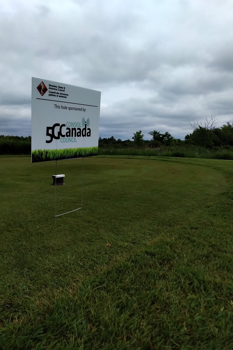 test Twitter Media - RT @STAC_CSPA: Thank you to the #5G Canada Council for sponsoring hole 13 at @StationCreekGC. @CWTAwireless https://t.co/Epqz8f6nUf