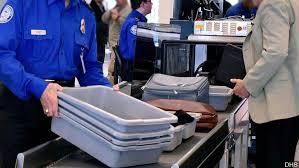 TSA Finds 6 Smoke Grenades In Airline Passenger's Bag At Newark Liberty International Airport