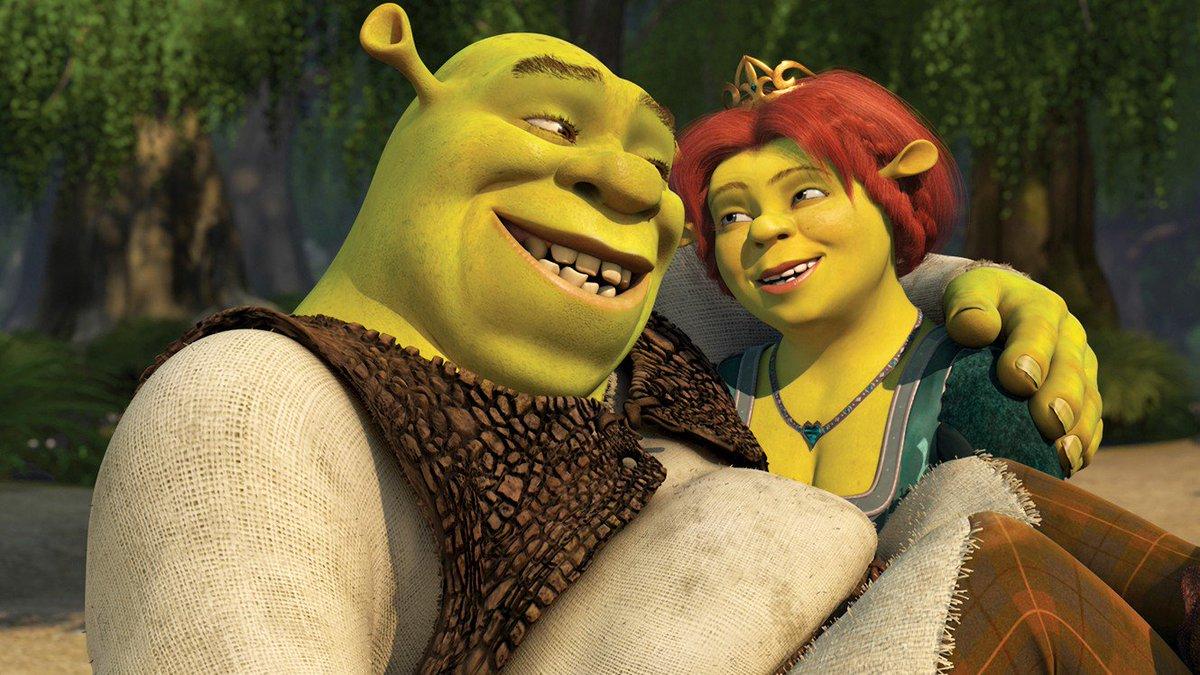 O nosso ogro favorito tá de volta! #ShrekTerceiro na #SessãoDaTarde 💚