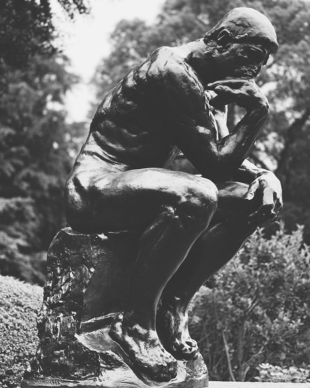 #project365 #365project #augusterodin #rodin #thethinker https://t.co/2oCSUFPocR https://t.co/I4fpAJIykq