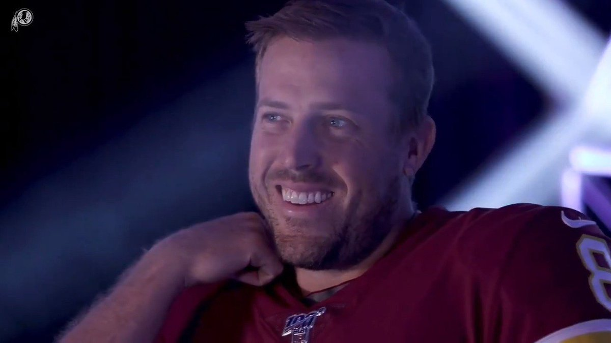 Case Keenum says working with Redskins will bring his game to 'next level'