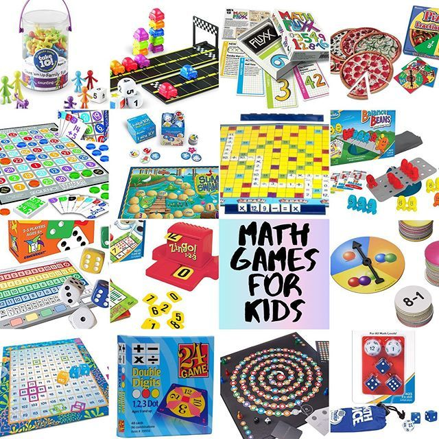 https://t.co/lLtK0EiZCn Whether it's school break or just a rainy day or whatever and you need an educational game to keep yourself and your kids occupied for awhile, I've got you covered! Here's over 25 math games! #mathgames #summerslide #mathforchildren #math #mathematics #m… https://t.co/7M5xCz9Orw
