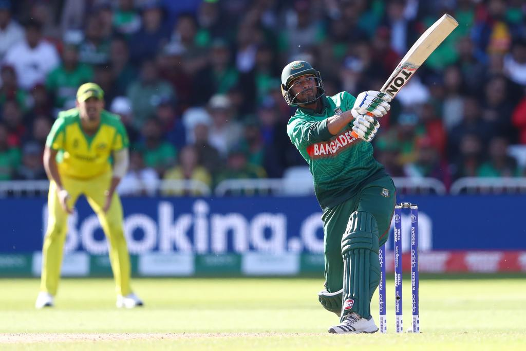 Australia prevail in a run-fest at Trent Bridge!714 runs in the game - the most ever in a World Cup match!Mushfiqur Rahim brought up a terrific century for the Tigers, but in vain.Australia go back to the top of the #CWC19 table.
