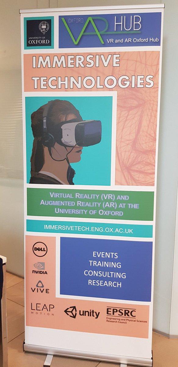 Oxford VR & AR Hub (@OxfordVHub) | Twitter
