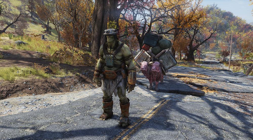 RT @Fallout: Our #3FavoriteMutants err..... #3FavoriteSUPERmutants 😅 https://t.co/GPk3CXPRwR