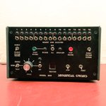 Image for the Tweet beginning: For #throwbackthursday, #sequentialcircuits #model800 serial
