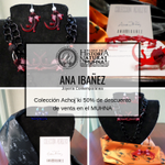 Image for the Tweet beginning: La diseñadora Ana Ibañez creó