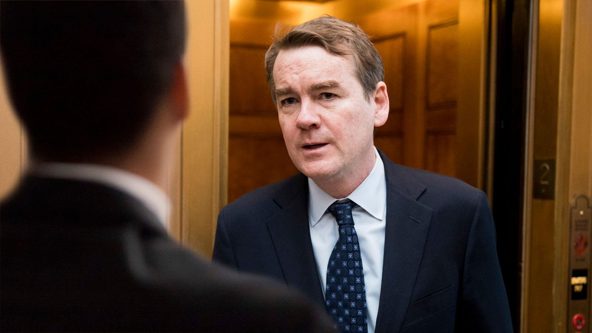 Michael Bennet Quietly Asks Aide If Polling At N/A Is Good Or Bad https://trib.al/LuzxMAv