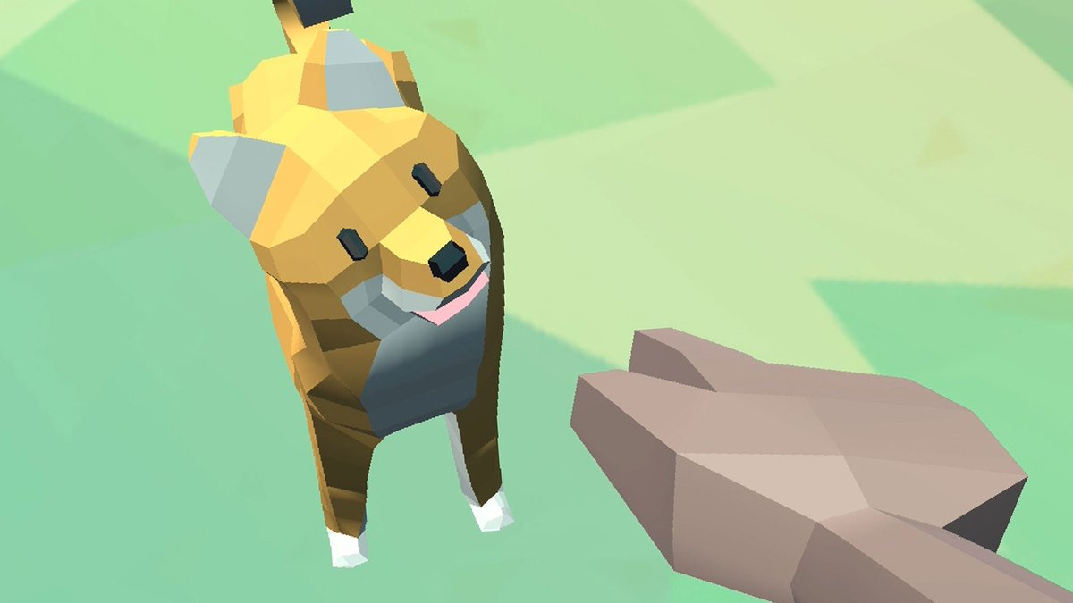 In Dog Petting Simulator, Yes. You Can Pet The Dogs. 🐶