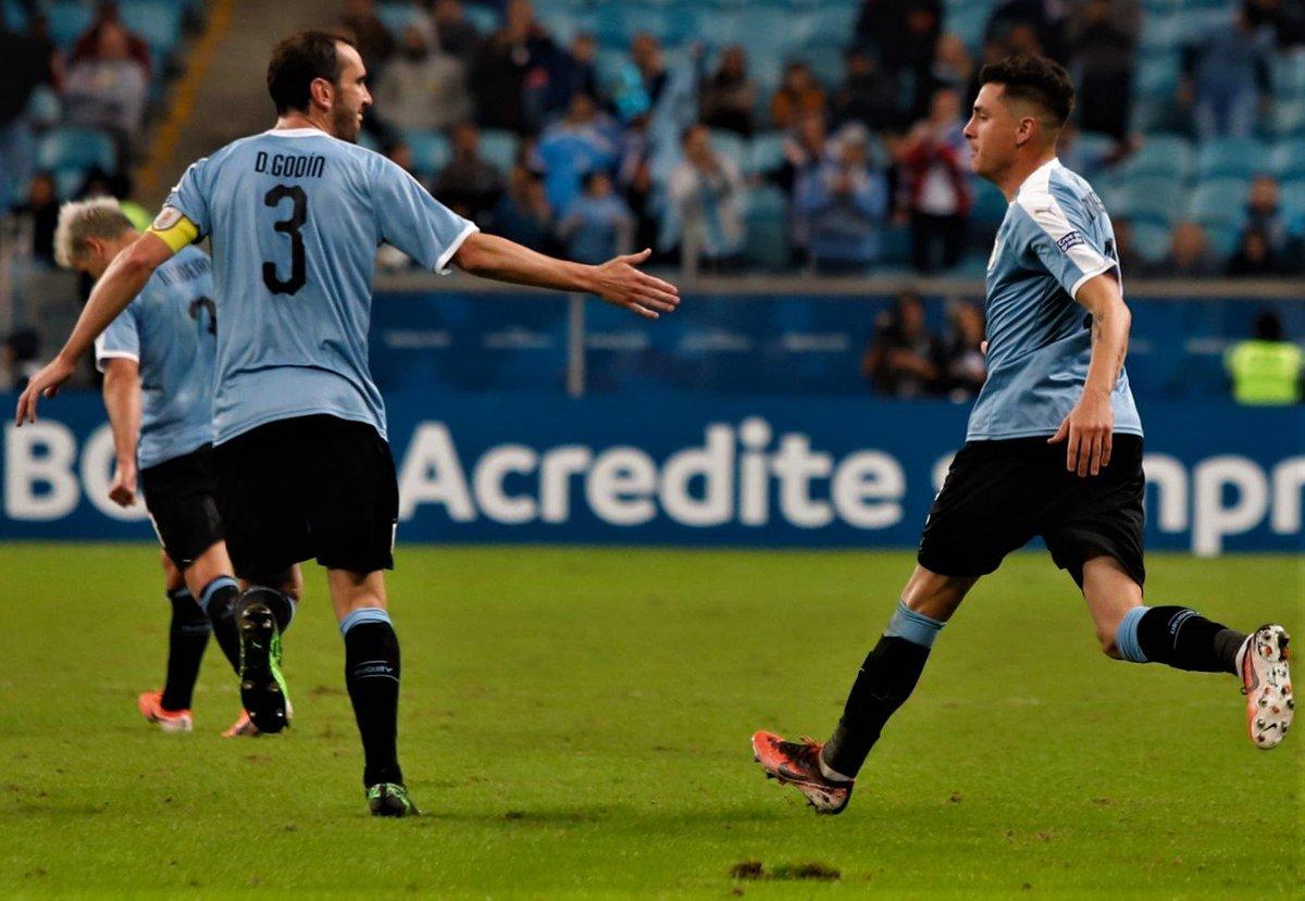 Копа Америка. Яркий матч между Уругваем и Японией закончился результативной ничьей - изображение 2