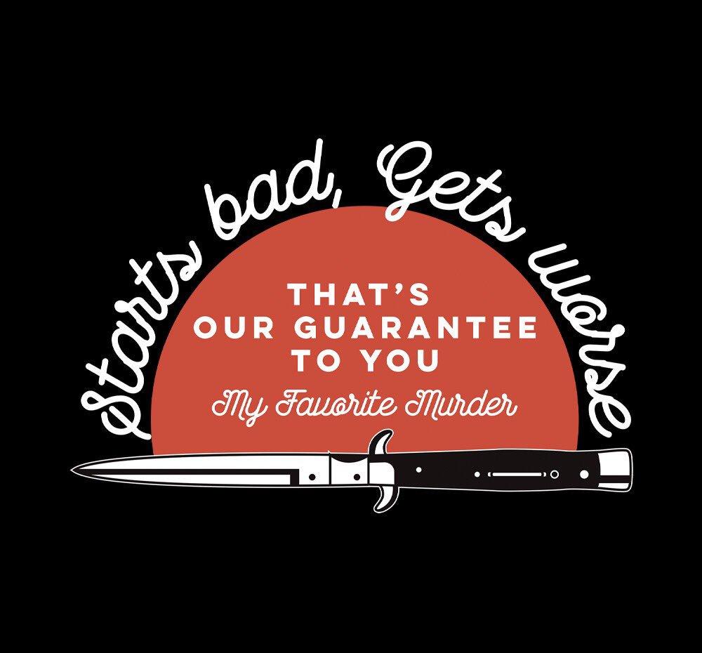 a279561d5 Visit https://store.myfavoritemurder.com to check it out! #myfavoritemurder  #murderinomakers #ssdgmpic.twitter.com/1NnwuhQIWp