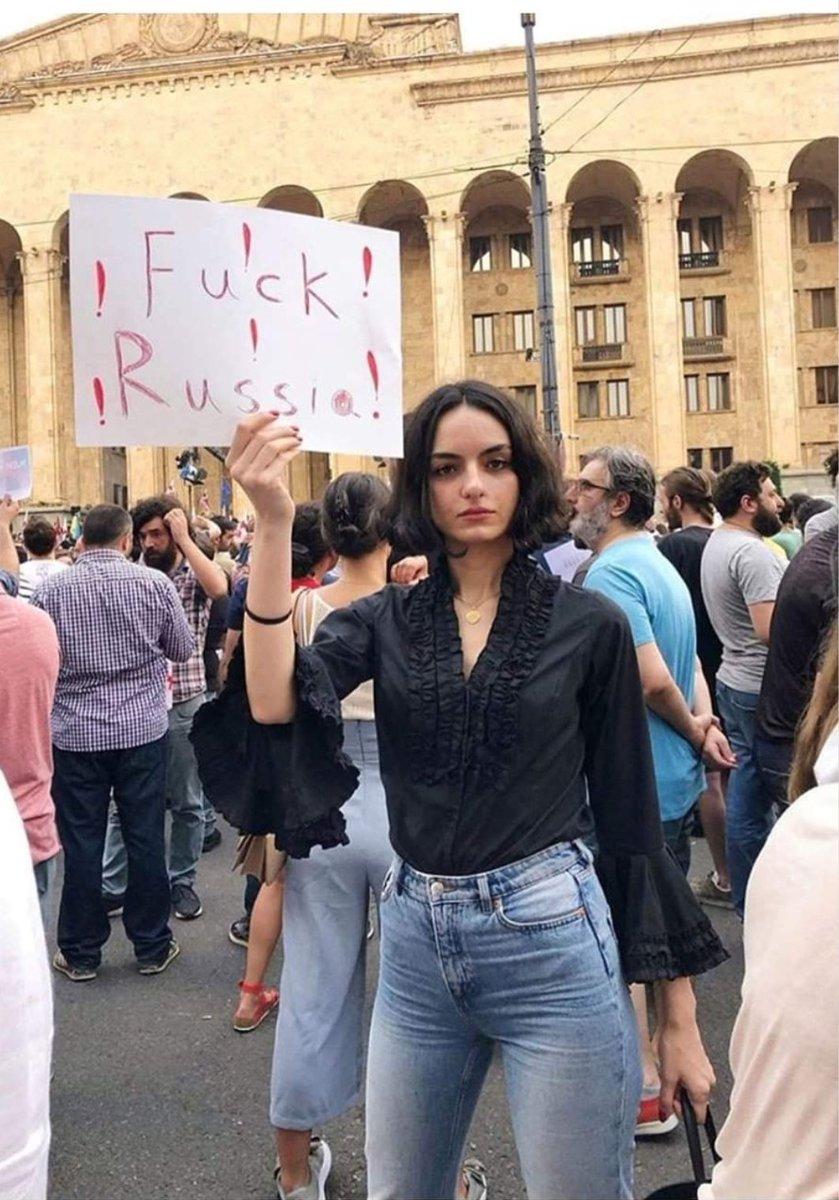 У Тбілісі опозиція взяла штурмом парламент після виступу там російського депутата - Цензор.НЕТ 2274
