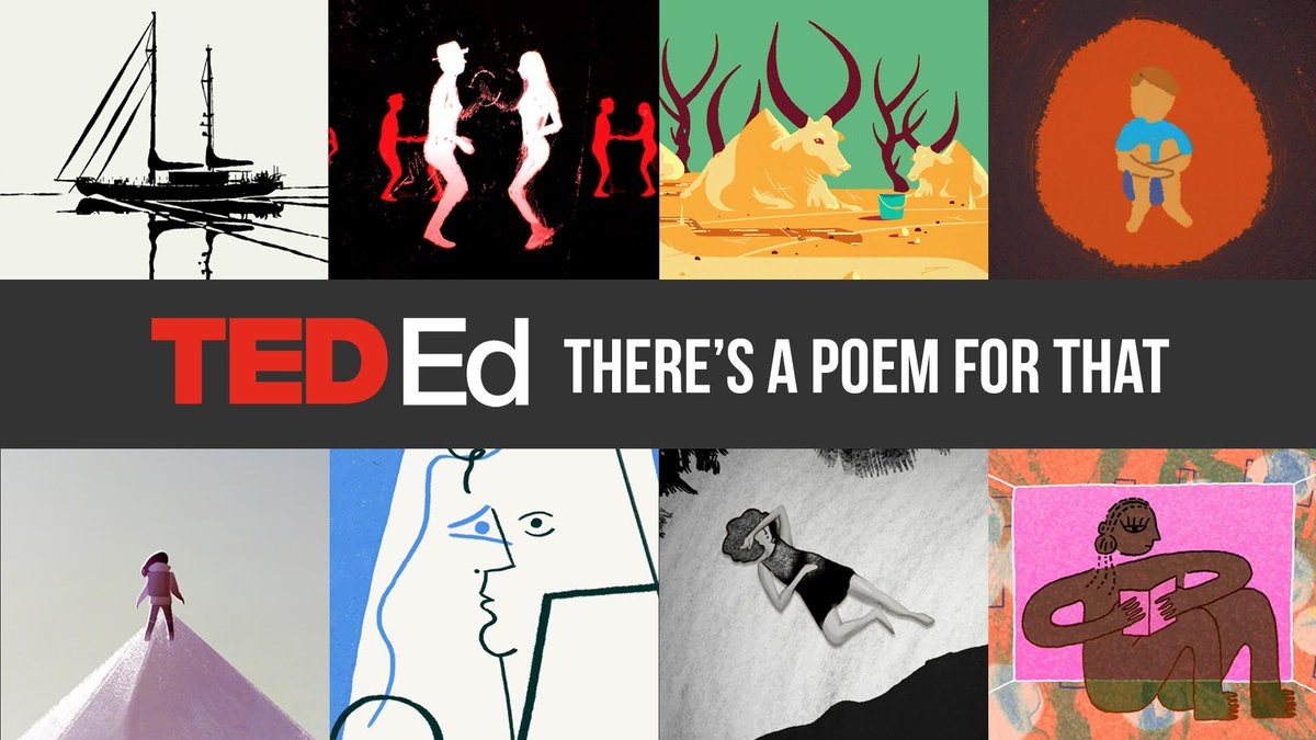 """This animation was adapted from poet @denicefrohman's ode to her mother's Puerto Rican accent.It's part of our series, """"There's a Poem for That,"""" which features animated interpretations of poems that give language to some of life's biggest feelings. http://t.ted.com/fBdUNxo"""