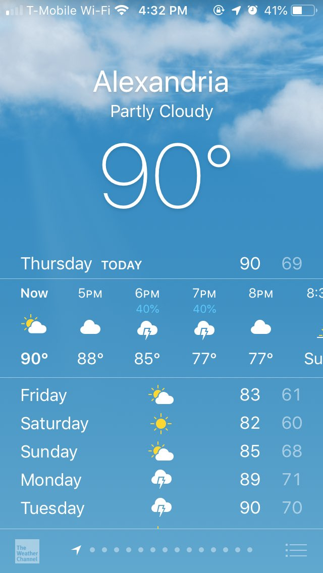 Summer is here and the heat is a kill