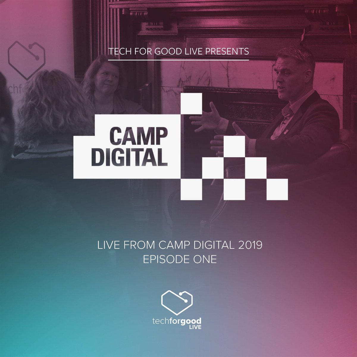 Our first podcast special from #CampDigital is live 🙌! We were joined by @gavinneate founder of @neatebox. Gavin discusses what its like to be a #socialtech entrepreneur and his pedestrian system for those living with #visualimpairment. Listen here 👉 apple.co/2xcBDWJ