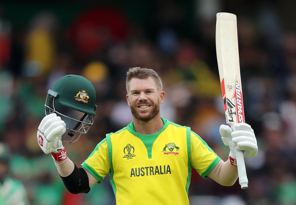 ▶️ David Warner's thumping straight six▶️ Aaron Finch's sensational fielding effort▶️ Mahmudullah's massive strikeWhat is your @Nissan Play of the Day for #AUSvBAN? Vote here: http://bit.ly/CWC19-POTD #CWC19