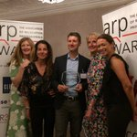 Winners of DSP #Award @ARPTad . Well done @R3Location