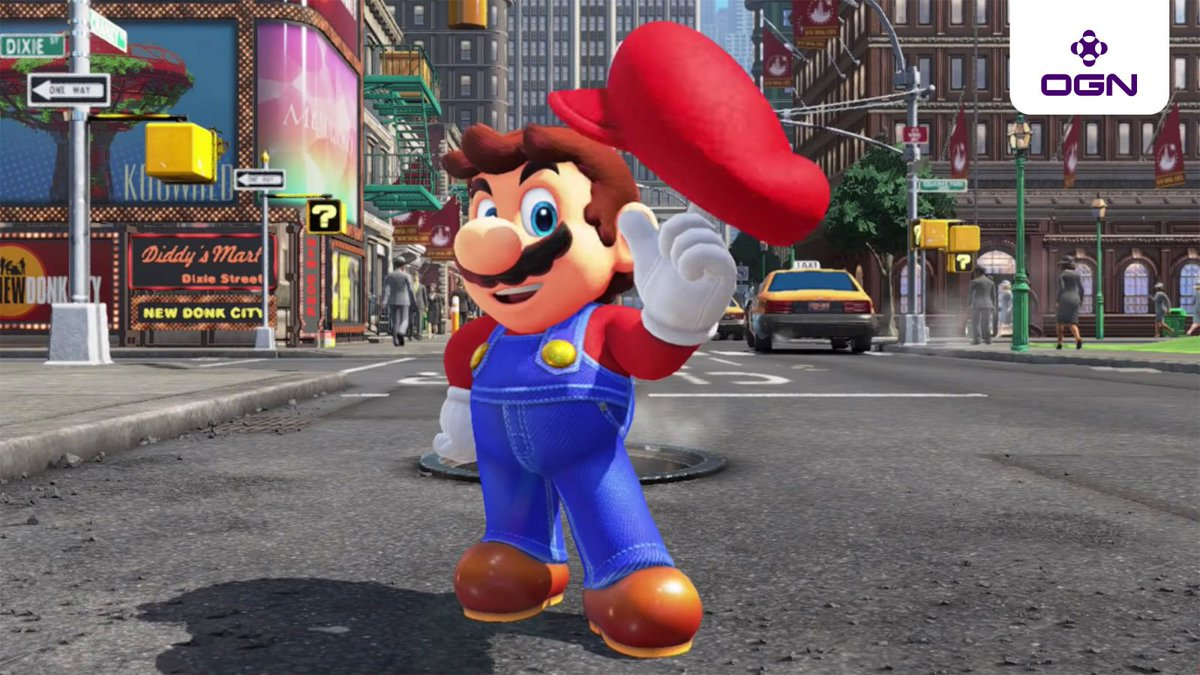 Fascinating Lore: Nintendo Revealed That The Reason Mario Always Comes Back To Life After He Dies Is Because Both Heaven And Hell Reject His Soul https://trib.al/zMvt3sJ