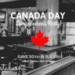 Image for the Tweet beginning: Join us for Canada Day