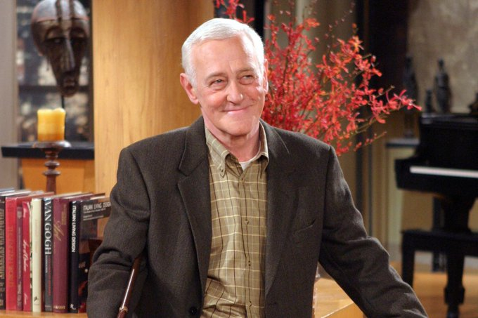 Happy birthday John Mahoney, your fandom misses you!