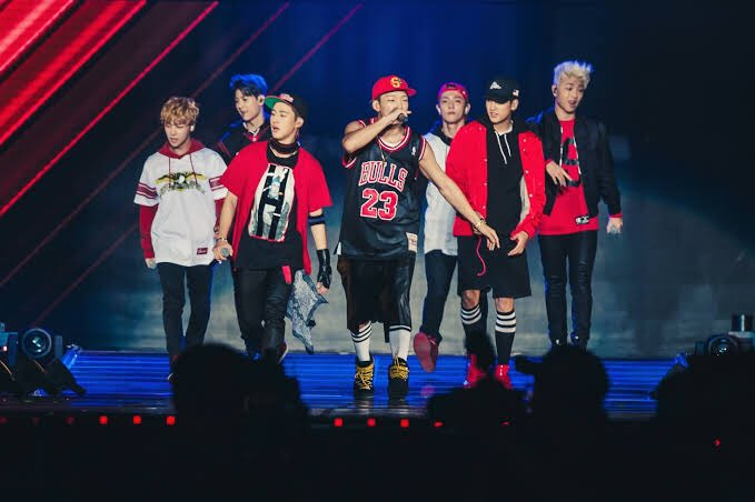 #WeAdoreiKON not just because of their talent and visual but most importantly is their love 4 us. We always comes first, we are their priority.  Like what Hanbin said iKON only moves for iKONICS and iKONICS only.