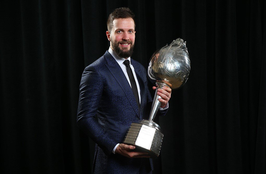 2019 #NHLAwards: Kucherov wins MVP, Lightning have four All-Team players https://bit.ly/2L6Dncf