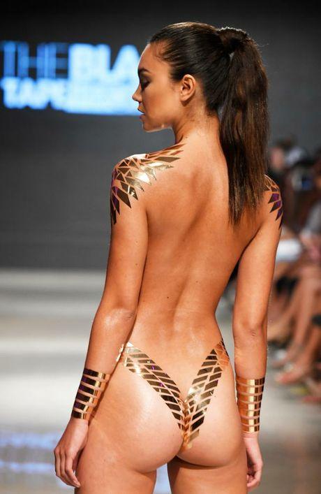 Fashion nude The 4