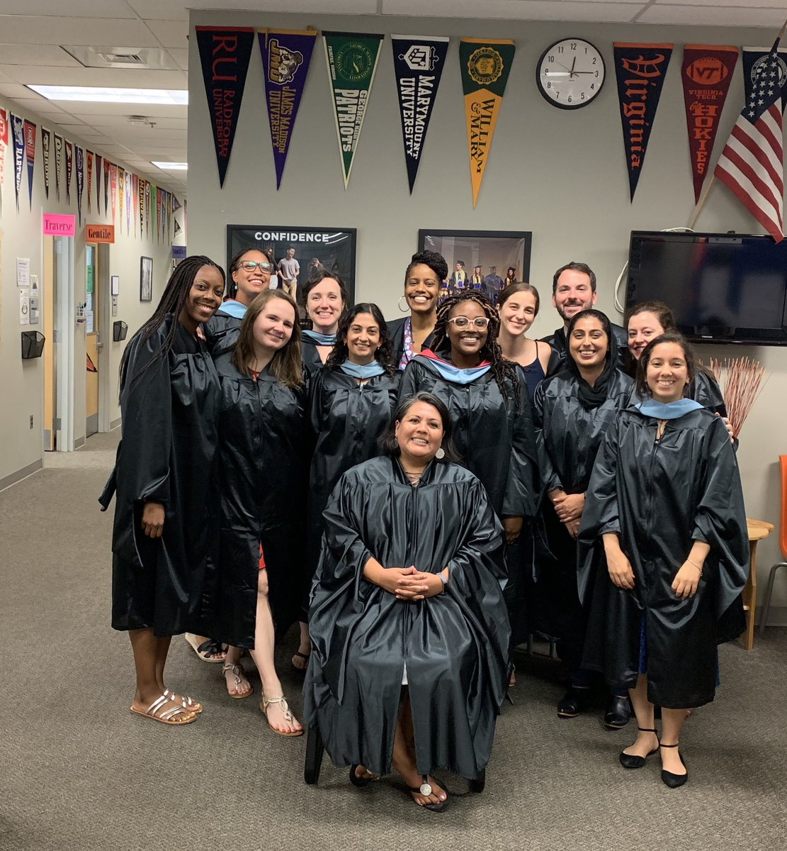 Some of our Student Services team! We love seeing our WL graduates. Wishing you success, joy, and way too much laughter ♥️ please come visit, this is your home. <a target='_blank' href='https://t.co/8h0KPdHo5p'>https://t.co/8h0KPdHo5p</a>