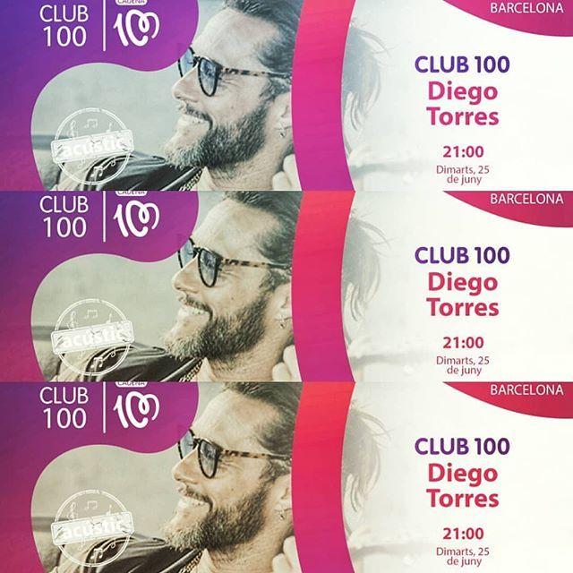 #Repost @altadiagonal... En @altadiagonal estamos de aniversario y queremos celebrarlo con todos vosotros!  #sorteoexpress  Sorteamos 3 entradas dobles para asistir al concierto de @diegotorresmusica (@diegotorres), el próximo martes, 25 de Junio a las 2… http://bit.ly/2L9BAn7pic.twitter.com/VJsiQZBM6H