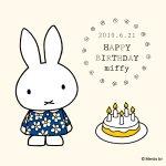 HAPPYbirthday・ミッフィーちゃん♡