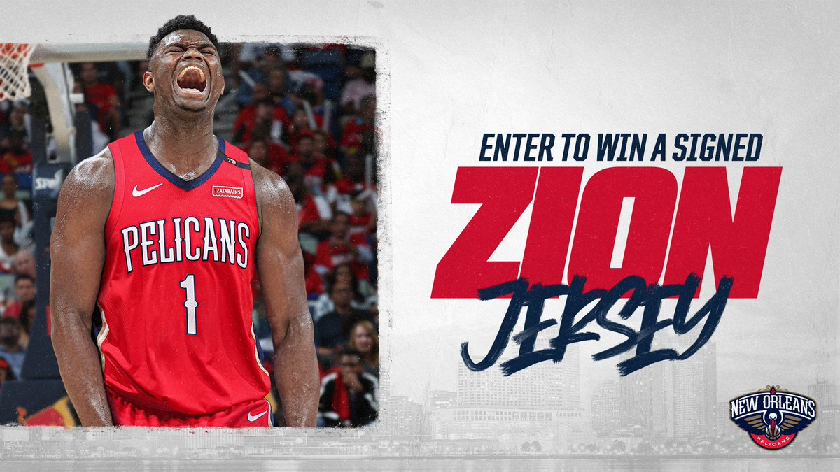 New Orleans Pelicans On Twitter Win A Signed