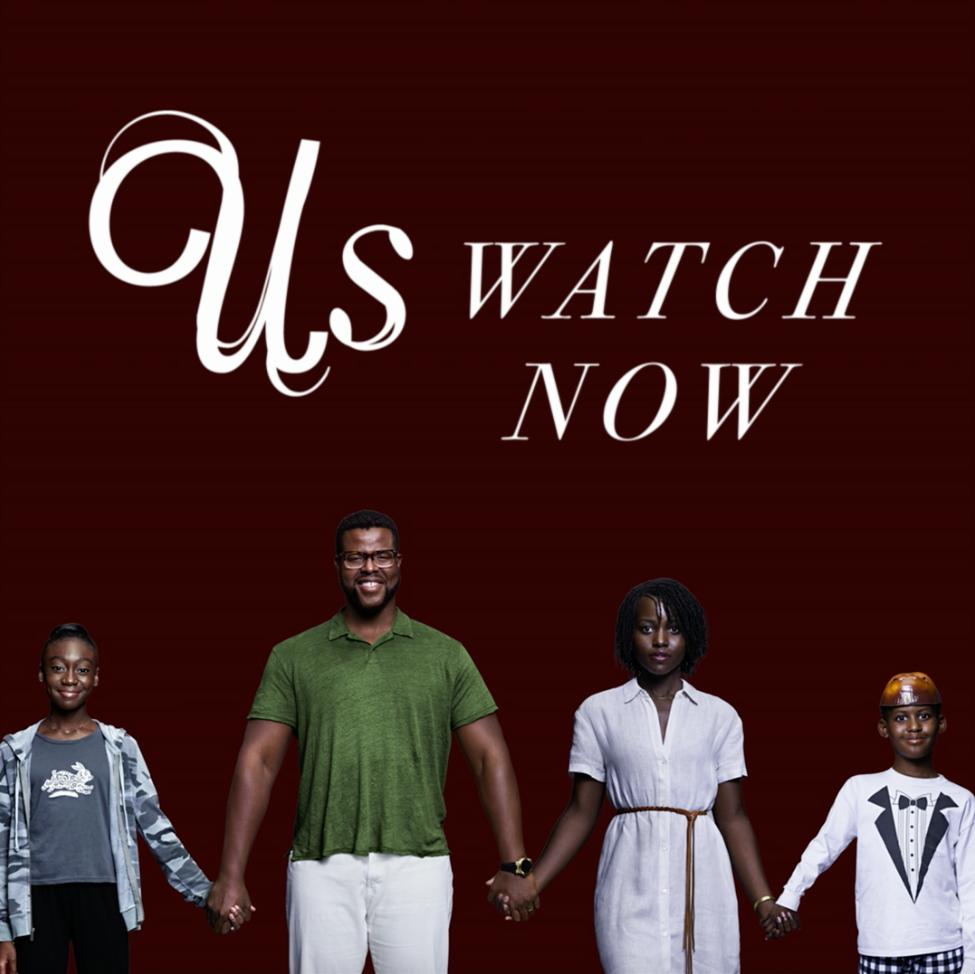Are you cut out to face your Tethered self? Watch #UsMovie Now on Amazon Prime: uni.pictures/Us_AmzPrVid