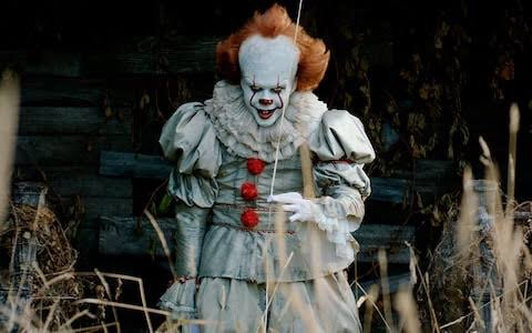 RT @AizenEls How about Pennywise in MK 11 Ed 🤔😭 Me: Looking back on when I.... youtube.com/watch?v=hYKYka…