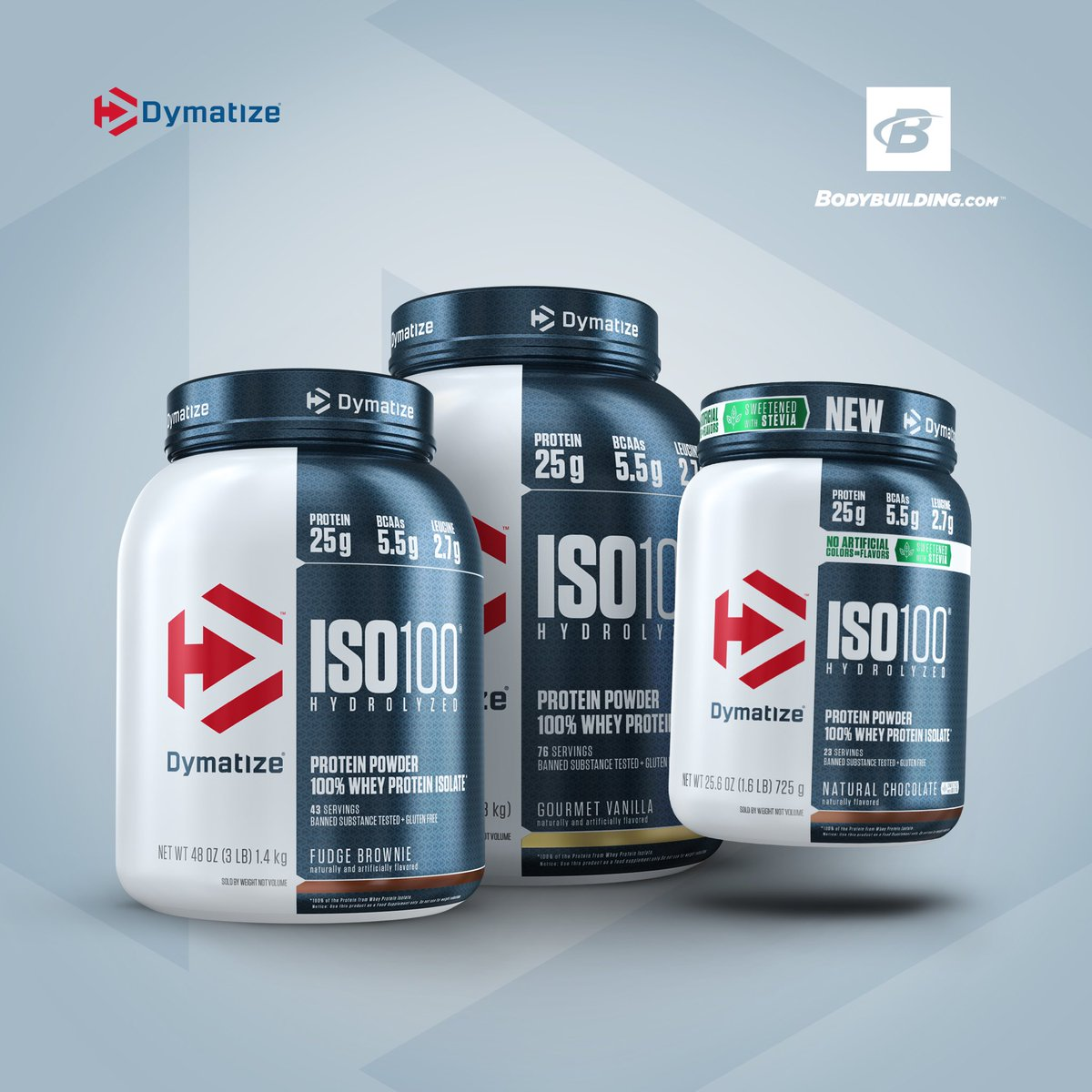 Alert 🚨 Don't miss out! Get 25% off Dymatize ISO100 with coupon code TOPSELL  SHOP NOW 👉 http://bit.ly/bbISO100  @Bodybuildingcom