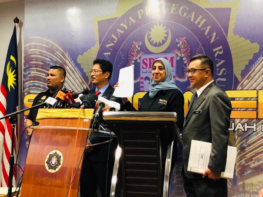 malaysian anti corruption commission - HD1080×809