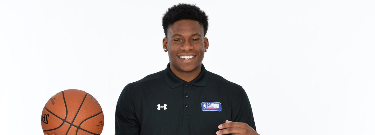 No. 42 Pick: Admiral Schofield  Spaced the floor at a very high level this season. 24% of his possessions were Spot Ups which he converted for 1.116 points per Spot Up possession [86th percentile].  Full Scouting Report: https://stats.nba.com/articles/2019-nba-draft-profile-admiral-schofield/ …