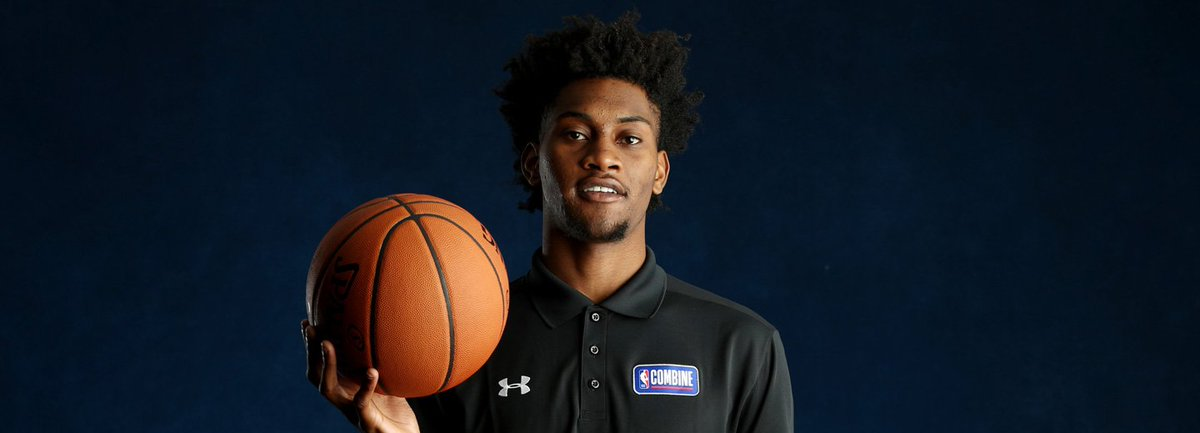 No. 52 Pick: Jalen McDaniels  A lanky forward with budding inside-outside scoring ability and playmaking ability on the defensive end. Scored 1.197 points per finishing opportunity around the rim in the half court [65th percentile].  Full Scouting Report: https://stats.nba.com/articles/2019-nba-draft-profile-jalen-mcdaniels/ …