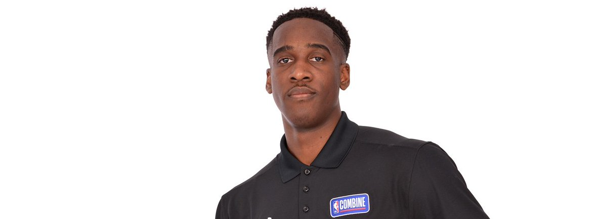 No. 58 Pick: Miye Oni  Capable two-way guard with good size, a dependable jump shot, and terrific vision as a passer. Very reliable set shooter who averaged 1.333 points per catch and shoot jump shot [93rd percentile]  Full Scouting Report: https://stats.nba.com/articles/2019-nba-draft-profile-miye-oni/ …