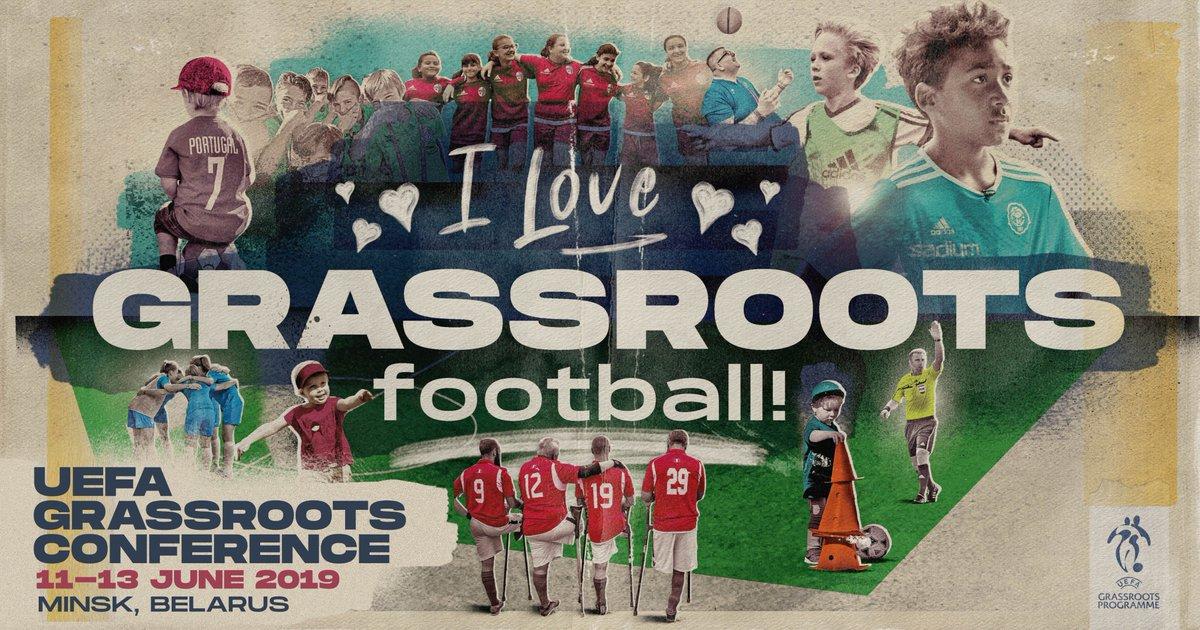 🔁 if you ❤️ grassroots ⚽️  #UEFAgrassroots 🌱