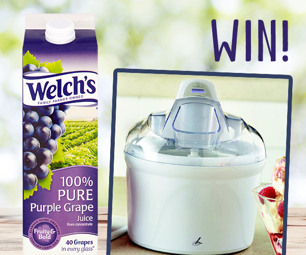 Win a Lakeland Ice Cream Maker!  Summer's here and we're celebrating with one of our favourite things about the season...ice cream! Follow, Retweet & Reply for the chance to Win! Ends 9am 28/06, UK Entrants, T&Cs Apply #FreebieFriday <br>http://pic.twitter.com/uTA949qP3J