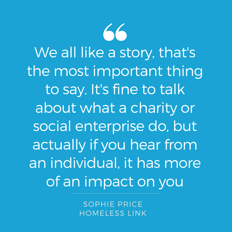 Enjoy some easy listening this Friday! 🎧  Why is storytelling important for raising social investment? Listen here: http://bit.ly/2L4KIJw