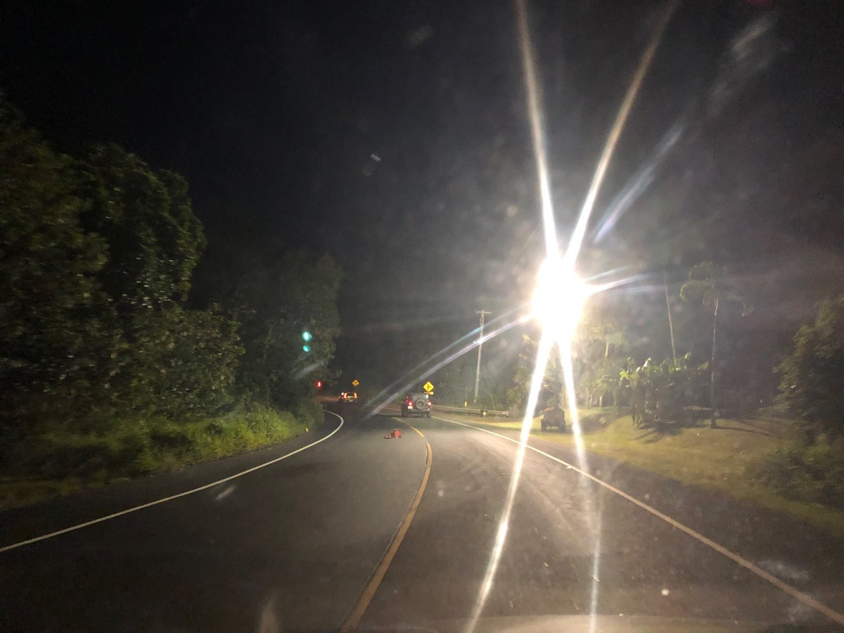 test Twitter Media - One lane road work on Hana highway by Ulumalu. #cmweather #hanahwy https://t.co/X5LyfgpzWP