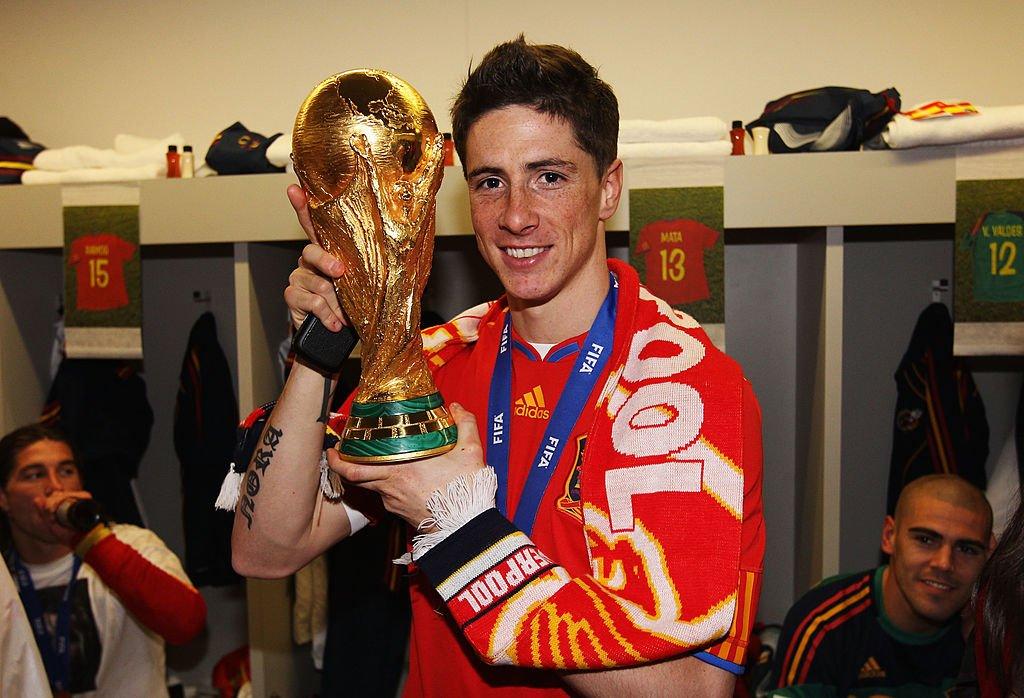 The end of an era.  Fernando Torres has announced he's retiring from football.  👉 https://bbc.in/2Xlb0Oj #bbcfootball