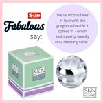 "💎 Our bestselling @SKNRehab - SKN Therapy Moisturiser takes the spotlight in The Sun's @Fabulousmag Magazine's 'LUST LIST"" 💎  ""We've mostly fallen in love with the gorgeous bauble it comes in - which looks pretty swanky on a dressing table.""   Read more: https://t.co/HwPF6ajuwu"