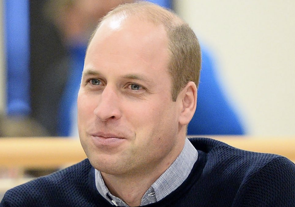 Happy Birthday to His Royal Highness, Prince William