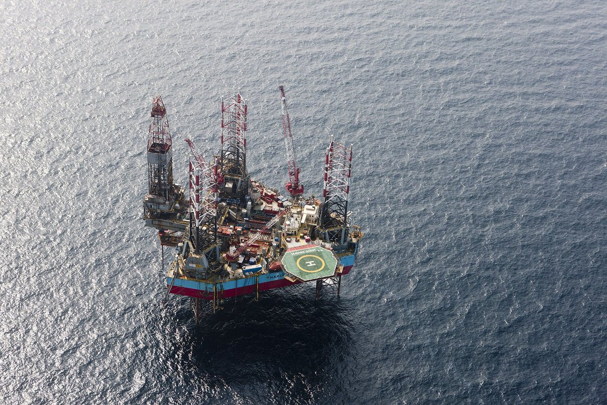 Today, we can announce the sale of jack-up #rig Giant has been completed to the LOTOS Petrobaltic Group. Read more: https://maerskd.co/31O4vTh #MaerskDrilling