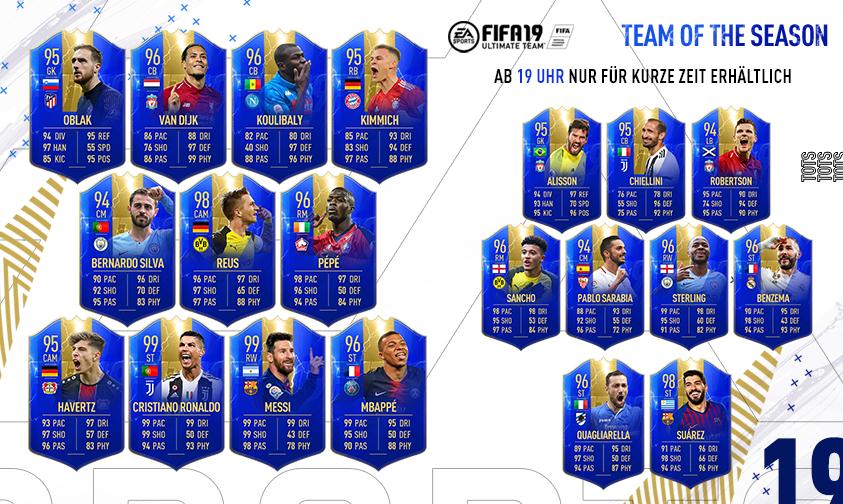 Epl Spieler Fifa 20