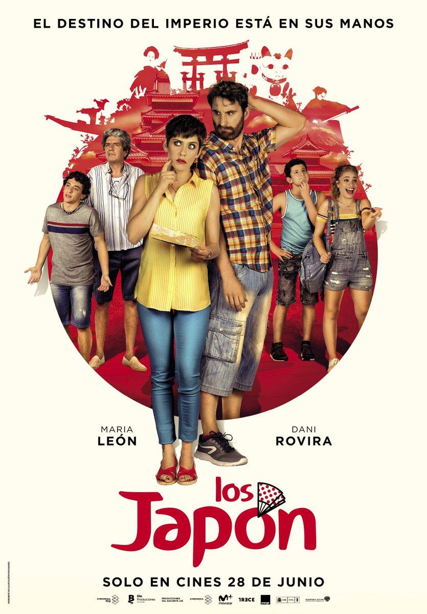 ¡Este #Verano2019 no querrás salir del cine! El 28 de junio estrenamos #LosJapón, el 26 de julio llega a los cines la comedia #PadreNoHayMásQueUno y el 30 de agosto ponemos el broche de oro al verano con #QuienAHierroMata! Vive un verano de cine #FelizVerano