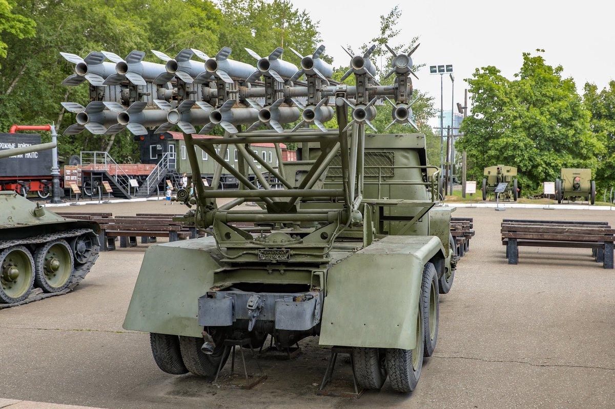 Фотографии военной техники катюша