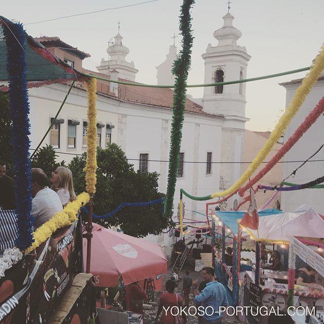 test ツイッターメディア - リスボンのイワシ祭りは、今週末も盛り上がりそうです。アルファマ地区では6月いっぱい開催中です。 #リスボン #いわし #ポルトガル https://t.co/jZPu1YTIDH